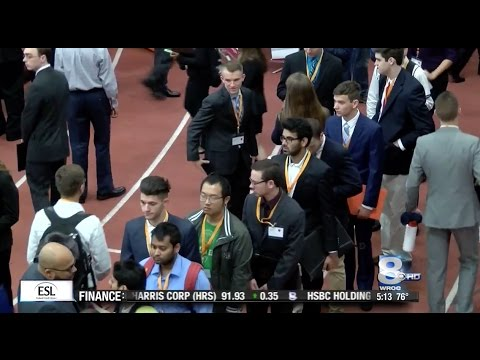 RIT on TV: Fall Career Fair