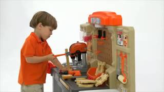 Step2 Home Depot® Master Carpenter Workshop (french Translation)
