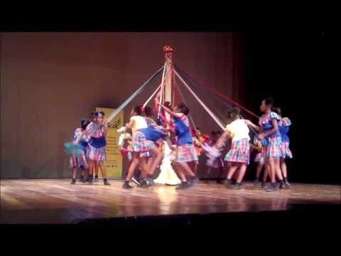 HIGHLIGHT: JCDC Festival of the Performing Arts - Traditional Folk Forms National Finals 2017-