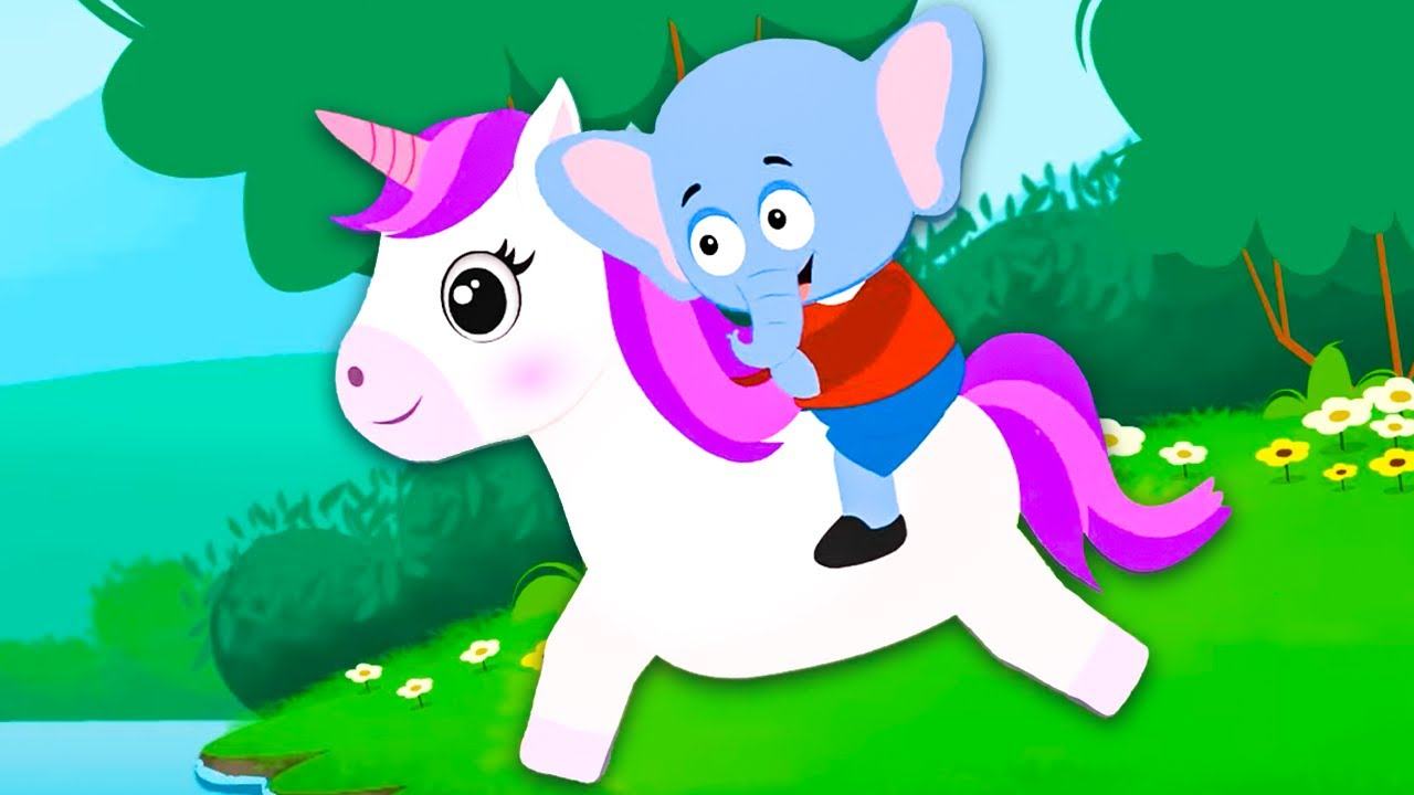 My Angel Unicorn! Song for Babies and Children
