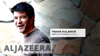 Uber CEO apologises for berating driver