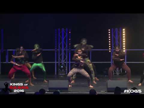 ♚Kings of Gaana 2016 - Newcastle University (Official HD)♚