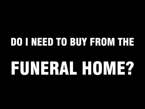 Cremation Urn FAQ 2: Do I need to buy an urn from the funeral home?