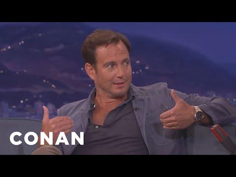 """Will Arnett Had To Explain """"Netflix & Chill"""" To Jason Bateman  - CONAN on TBS"""