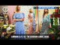 London Fashion Week Spring/Summer 2019 - In Certain Light. Rixo | FashionTV | FTV