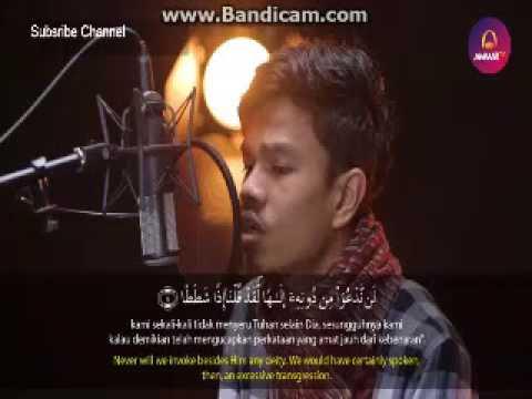 Muzammil Hasballah - Surat Al Kahfi !! SUARA MERDU !!