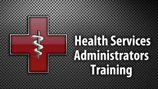 Health Services Administrators Training - Facebook Question