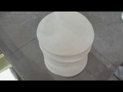 透明餃子の皮を作りたい。