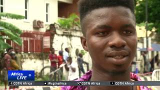 Skating enthusiasts show off their skills in Lagos