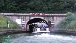 France: The Souterrain de Ruyaulcourt at the Canal du Nord