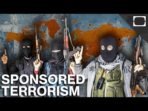 Which Countries Are Accused Of Supporting Terrorism?