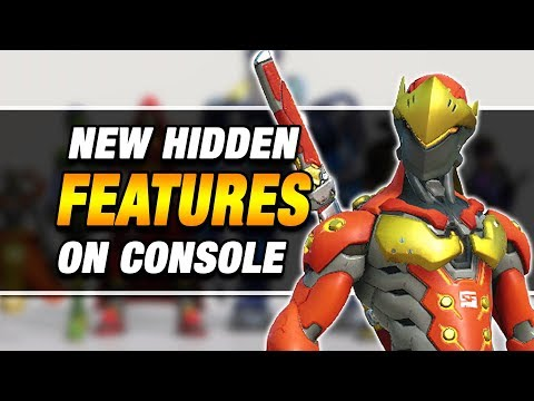 """Overwatch: NEW HIDDEN Command/Voice Feature on Console! (How To Say """"Attack/Defend The Objective!)"""