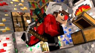 ОЧЕНЬ СТРАННЫЕ ДЕЛА НА БИТВЕ МУРАВЬЕВ | AntWars Minecraft