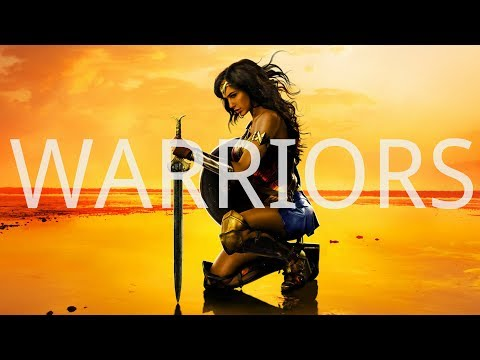 "Wonder Woman ""Warriors"" Music Video"
