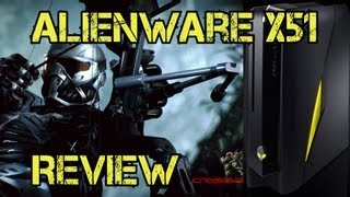 Video ★ Alienware X51 Gaming PC 2013 Review: Is It Worth It/ Should You Buy Alienware? (Crysis 3 1080p) download MP3, 3GP, MP4, WEBM, AVI, FLV Maret 2018