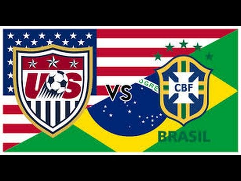 US  Cup  1993:     United  States   vs      Brazil