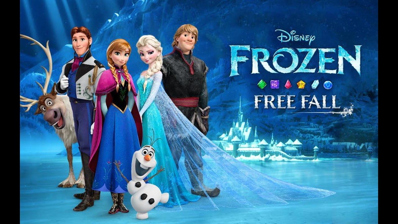 Descargar e Instalar Juegos de Frozen App de Android en