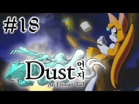 Dust: An Elysian Tail - All 4 Items! #18