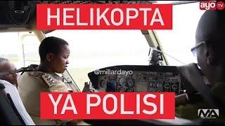 Polisi Dar waanza doria za Helikopta