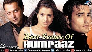 Video Best Scenes Of Humraaz | Hindi Movies | Bobby Deol | Akshaye Khanna | Best Bollywood Movie Scenes download MP3, 3GP, MP4, WEBM, AVI, FLV Maret 2018