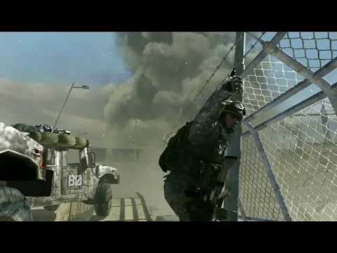 Call Of Duty Modern Warfare 2 Music Video (City-Hollywood Undead)