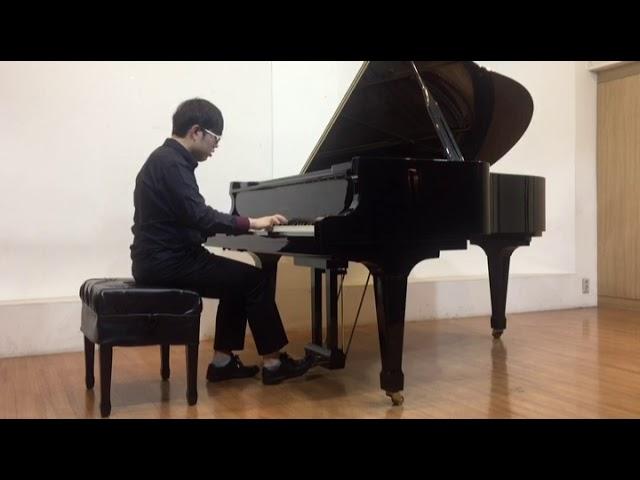 Beethoven piano sonata op.2, No.3