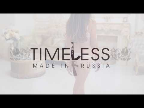 NEW LINGERIE BRAND : TIMELESS made in Russia