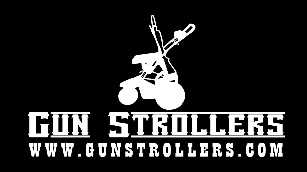 How to install the ammo tray on a Gun Stroller