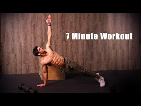 7 Minute Workout Song | Tabata Songs