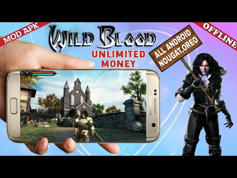 Download Wild Blood Mod Apk+Data Free For All Android Devices |Unlimited Money| Hd Gameplay In Hindi