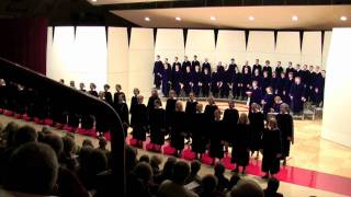 The Concordia Choir, Noel (an african spiritual)