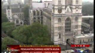 Royal Wedding Prince William & Kate (after ceremony).part 4