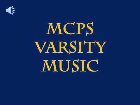 MCPS Varsity Music