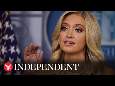 Is Kayleigh McEnany The Only Person Who Believes Trump Has ...