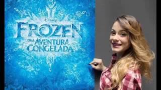 """Martina Stoessel interpreta la canción """"Libre Soy"""" de la película """"Frozen"""""""