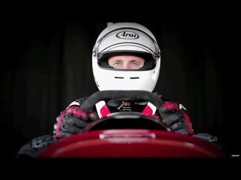 Honda Mean Mower World Record - Top Gear iPad Magazine