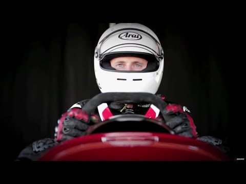 画像: Honda Mean Mower World Record - Top Gear iPad Magazine youtu.be