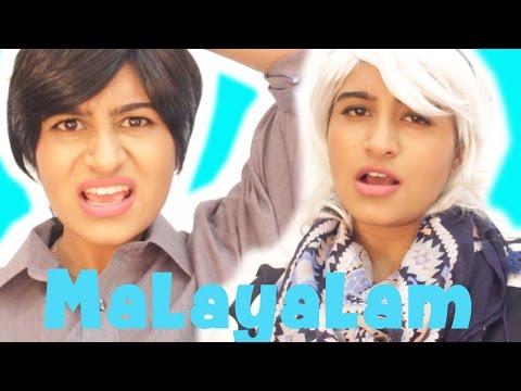 Malayalam is a simBle Language | Lakshmi Menon -Video Blog/Vlog