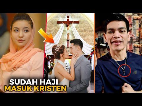 7 Artis Islam Yang Pindah Ke Kristen Selama Tahun 2020