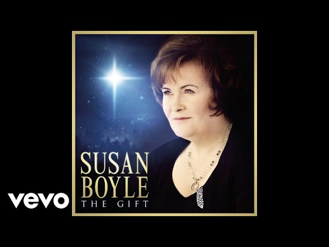 Susan Boyle  Away In a Manger Audio