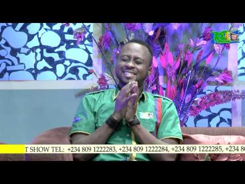 #R2TVBreakfastShow with Project Management consultant, Segun Giwa