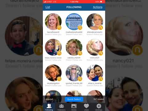 Tutorial: Insta Cleaner App