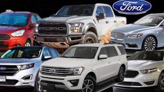 اسعار وعروضات جميع سيارات فورد ولينكون| فورد 2019 | لينكون 2019 | قوة المحرك