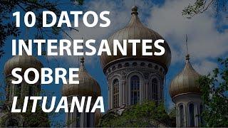 10 datos interesantes sobre Lituania