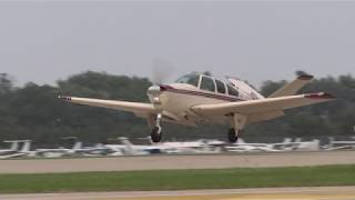 EAA Live - Around the Grounds - Friday Arrival and Departures - AirVenture 2019