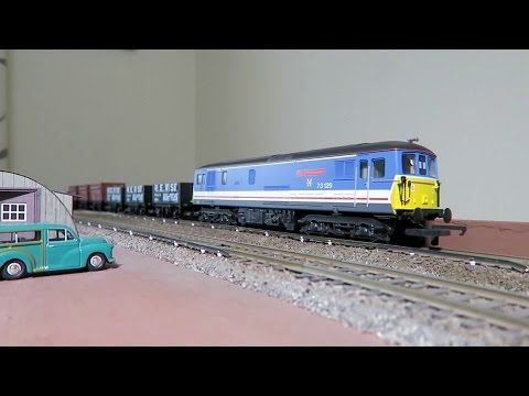 Lima class 73 full detailed service  Model railway OO