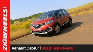 Renault Captur | Road Test Review | ZigWheels.com