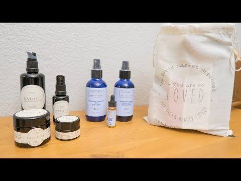 Lots From The Detox Market: Radiće Review, June Detox Box, Gift With Purchase Bundle!