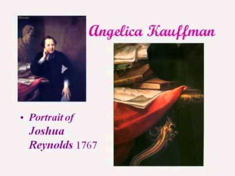 ARTH 4117 18th Century 2: Angelica Kauffman 1 (Swiss)
