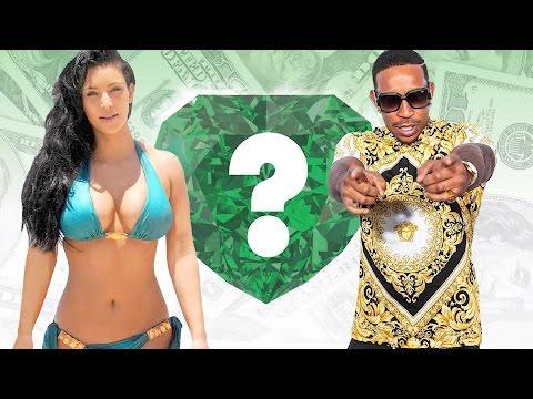 WHO'S RICHER? - Kim Kardashian or Ludacris? - Net Worth Revealed!